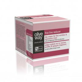 Oliveway dagcreme for første rynker og linjer