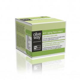 Oliveway anti-aging ansigtscreme