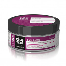 Oliveway Oriental body butter