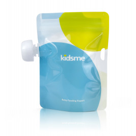 KIDSME FOOD POUCH 4 PACK