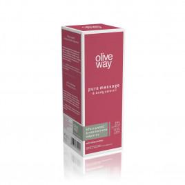 Oliveway krops- og massageolie