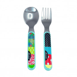DÉGLINGOS FORK & SPOON SET