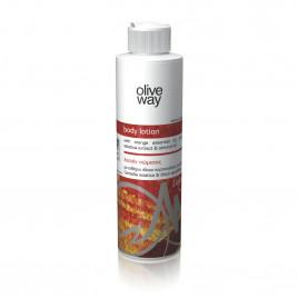 Oliveway Lefki energigivende bodylotion 250ml