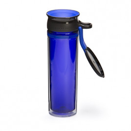 WOW Sports bottle BLUE/BLACK 600ml