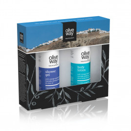 Oliveway body care set