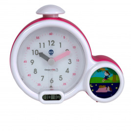 CLAESSENS KIDS - KID'SLEEP CLOCK PINK