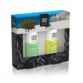 Oliveway hair care set