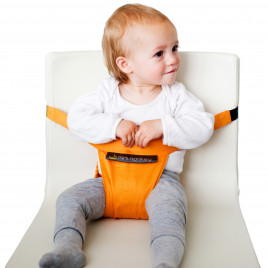 MINIMONKEY - MINI CHAIR- ORANGE