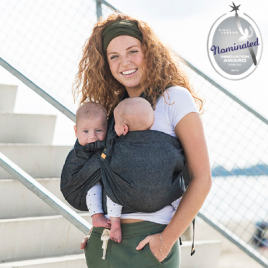 MINIMONKEY BABY CARRIER TWIN