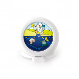 CLAESSENS KIDS - KID'SLEEP GLOBETROTTER HVID
