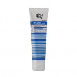Oliveway fodcreme til sprækkede hæle og tør hud