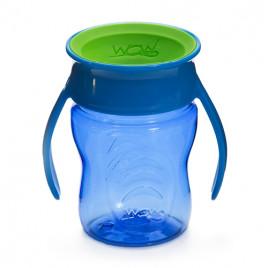 WOW CUP BABY - BLÅ TRITAN