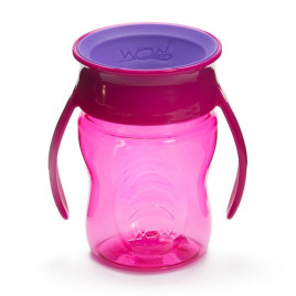 WOW CUP BABY - PINK TRITAN