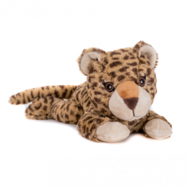 HABIBI varmebamse - Leopard, Stor