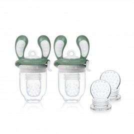 KIDSME FOOD FEEDER SET Grøn