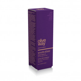 Oliveway Naturlig ansigtselexir olie